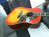 EPIPHONE Electric-Acoustic Guitar HUMMINGBIRD PRO